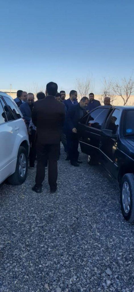 دادستان استان و تربت جام به همراه فرماندار محترم